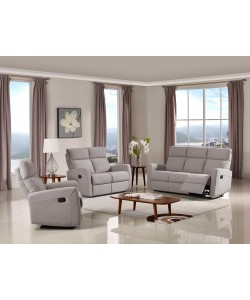 Lounge Deals - Ashley Recliner 3+2+1