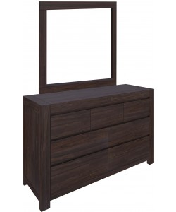 Metro Dressing Table With Mirror