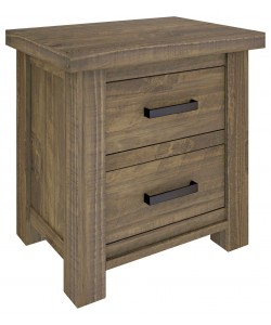 West Port Bedside Table